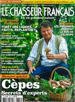 """bipertegia dans """"Le chasseur français"""""""