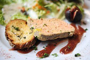 foie gras espelette
